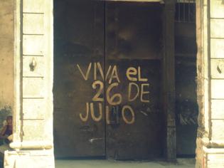 Viva el 26 de Julio